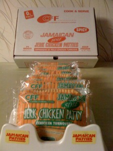 CFF C-STORE JERK CHICK WRAP